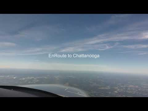 Flying N229DA To Chattanooga 06142019