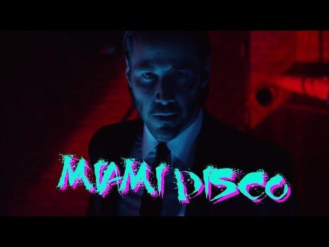 John Wick x Hotline Miami (Perturbator - Miami Disco) ⌠HD⌡