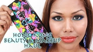 Hong Kong Beauty & Makeup Haul Thumbnail