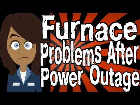 hqdefault furnace problems after power outage youtube resetting fuse box after power cut at crackthecode.co