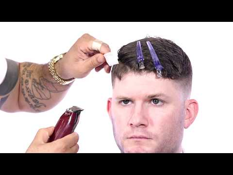 STEAL YOUR GIRL HAIRCUT - True the Barber - TheSalonGuy