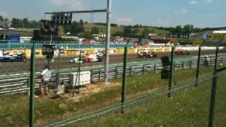 Formel1 Start - ein Inferno !!!! Lautstärke hoch - dann ist´s authentisch !