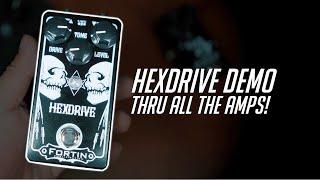 Fortin Hexdrive - Pedal Demo