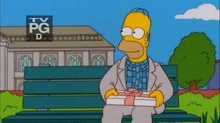 The Simpsons Forrest Gump Trailer