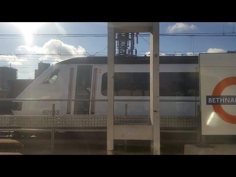 White Hart Lane to London Liverpool St Station