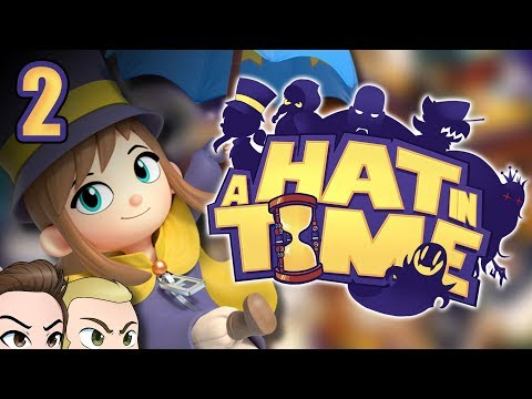 A Hat in Time: I've Got a Golden Ticket - EPISODE 2 - Friends Without Benefits