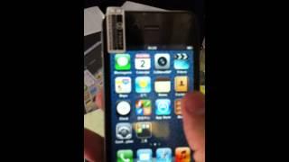 IPHONE 4S 32GB, Replica perfeita, Acompanhe o video.(Uma Replica mt similiar ao Apple Iphone 4S, com o sistema java, mt similiar ao IOS. Confira nossa pagina no Mercadolivre, ..., 2012-10-05T13:05:45.000Z)