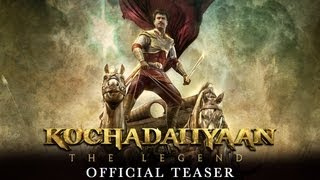 Kochadaiiyaan - The Legend | Official Teaser (Exclusive)