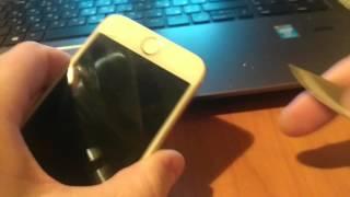Как снять защитное стекло с iphone 6.(, 2015-11-12T20:02:34.000Z)