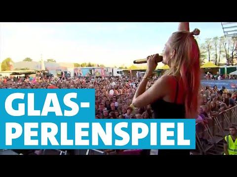 Glasperlenspiel auf den SWR Familienfest 2018 in Speyer| SWR | Landesschau Rheinland-Pfalz
