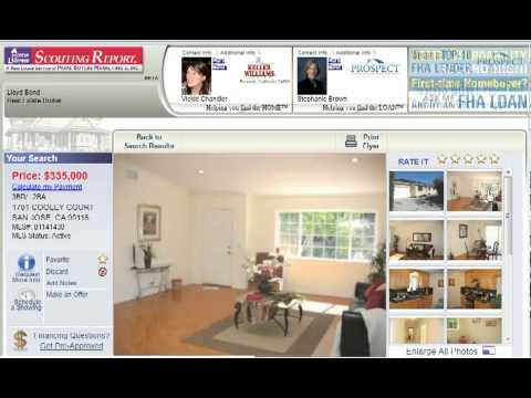 San Jose Home For Sale in Alum Rock – 1781 Cooley Court