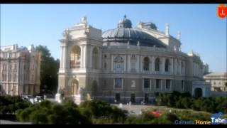 Веб-камера онлайн Оперный театр, Одесса - Camera.HomeTab.info(Веб-камера онлайн в реальном времени Оперный театр, Одесса (Украина) Ссылка на прямую онлайн трансляцию:..., 2015-09-10T18:07:29.000Z)
