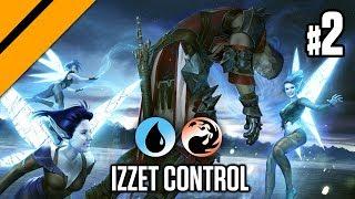 Throne of Eldraine Drafts - Izzet Control P2