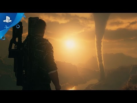 Just Cause 4 – E3 2018 Announce Trailer | PS4
