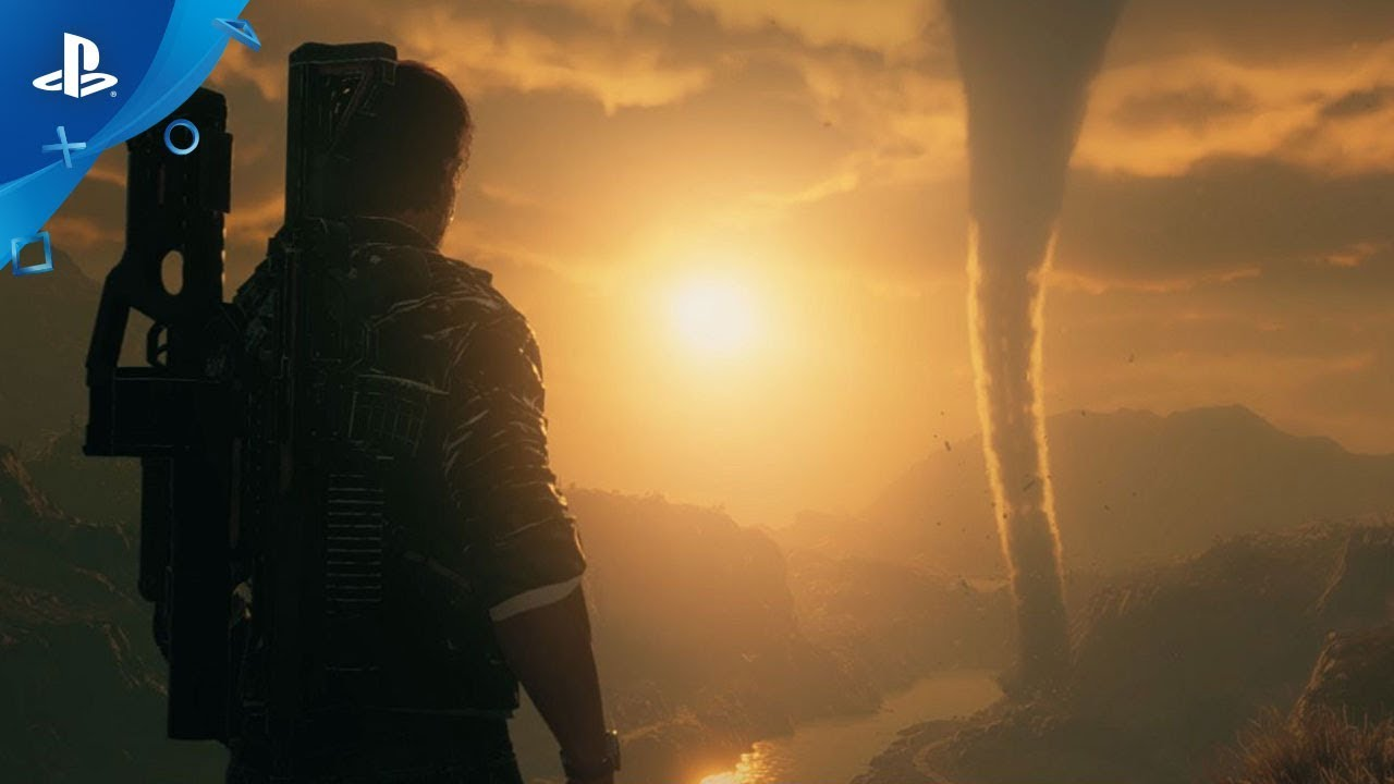 Just Cause 4 – E3 2018 Announce Trailer   PS4