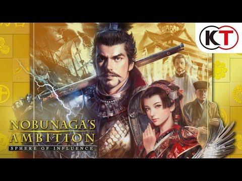 NOBUNAGA'S AMBITION: SPHERE OF INFLUENCE - 30 SEC AD