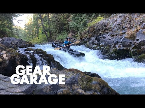 Repeat Gear Garage Ep  74: AIRE BakRaft Review by Northwest