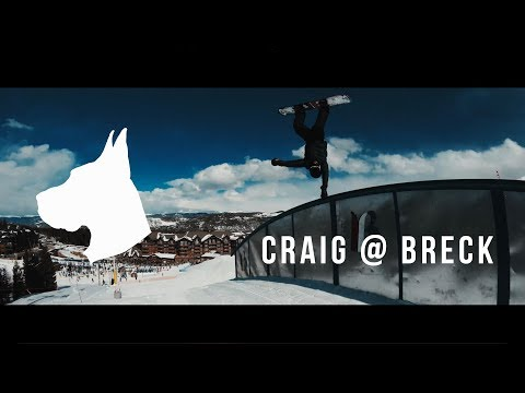 MENTALLY SOUND - Breck Laps with Craig Gouweloos