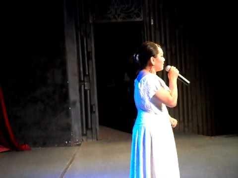 Бадма-Ханда Аюшеева -  Яахаш Хун Биб (live)