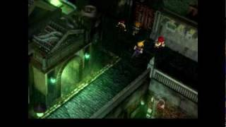 Final Fantasy 7 PC Gameplay