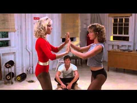 Dirty dancing  Johnny castle & Penny Johnson ensina baby a dançar