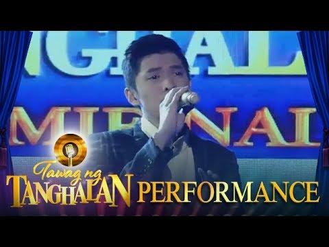 Tawag ng Tanghalan: Christian Niel Bahaya | Bakit Pa (Day 4 Semifinals)