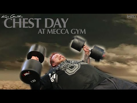 CHEST WORKOUT FOR AESTHETICS