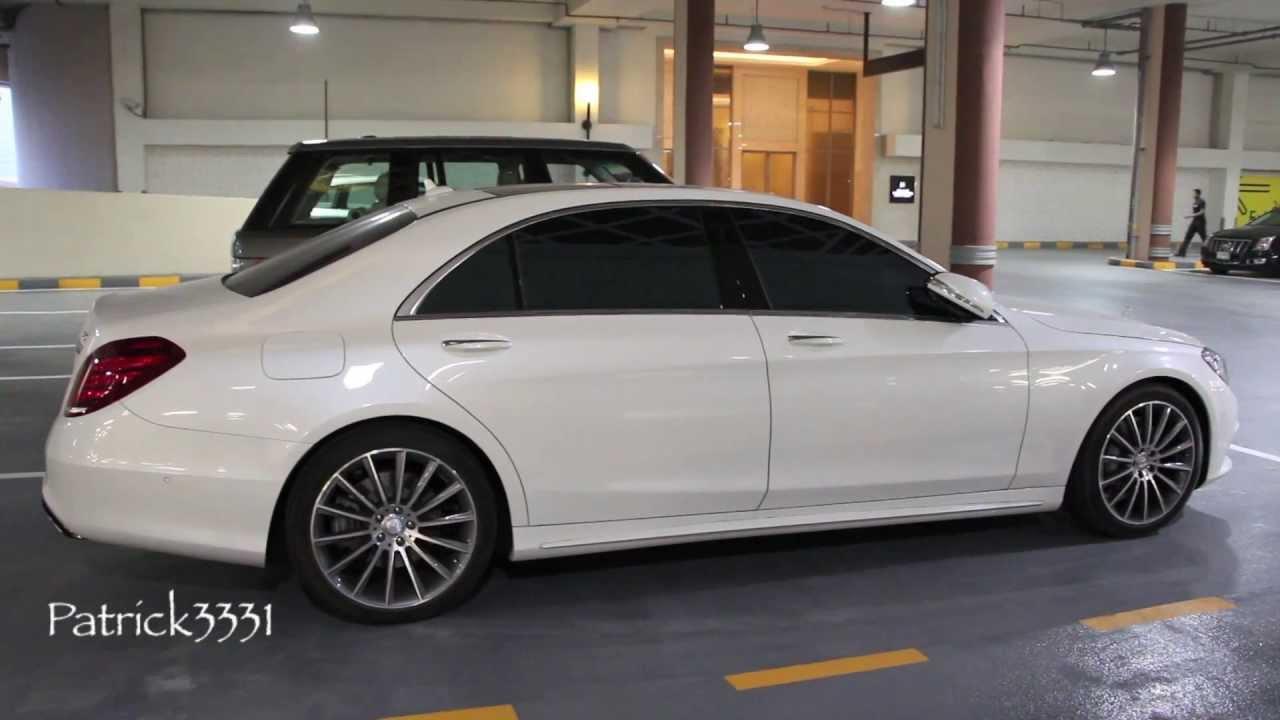 2014 Mercedes Benz S500 W222 2nd One In Dubai Full