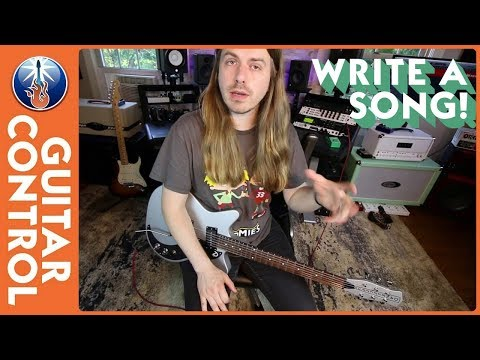 How to Write a Song on Guitar