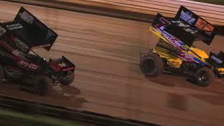 September 1, 2018 - Lincoln Speedway; 410 Sprint Highlights