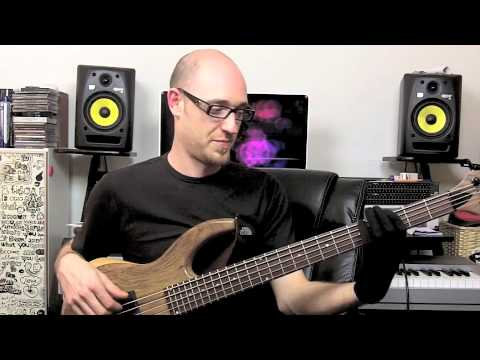 Walking Bass Lesson Two Chords Per Bar With Scott Devine L26