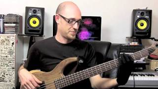 Walking Bass Lesson -