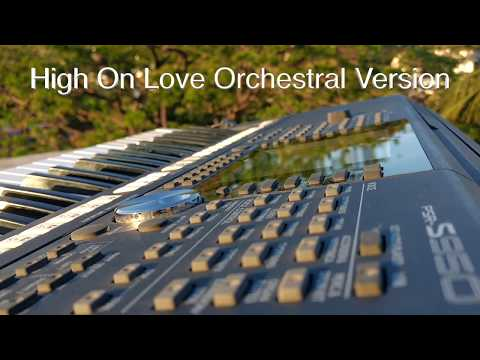 High on love Orchestral Version|Pyaar Prema kaadhal|Yuvan shankar Raja|Cover by Jad jeno