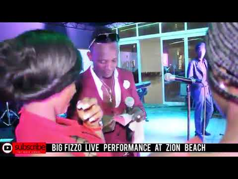 BIG FIZZO LIVE FULL PERFORMANCE IN BUJUMBURA AT ZION BEACH |VALENTINE'S DAY 2/14/18|