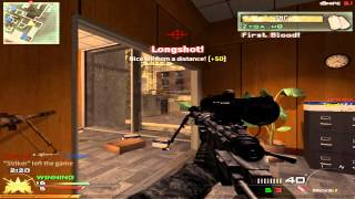 Gameplay Commenter au Sniper [PC] Mw2