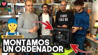 🖥 Montamos un ordenador a nuestra manera (con @laberrea89) | La red de Mario