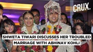 Shweta Tiwari Refers To Second Marriage With Abhinav Kohli As 'Poisonous Infection'