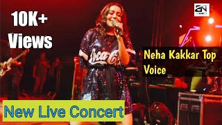 Download lagu Kalla Sohna Nai live performance Neha Kakkar  in Mumbai 2020/her new song kallan sohna nai