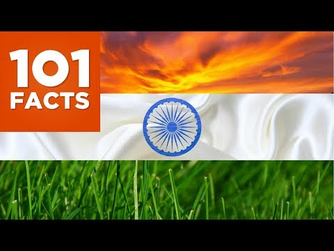 101 Facts About India
