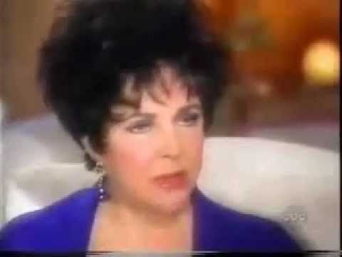 Elizabeth Taylor: Barbara Walters Interview 1/2