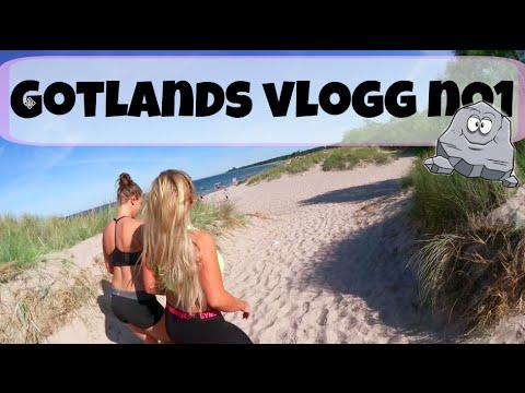 Gotland VLOGG #1 | 3e hjulet och raukar