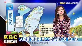 氣象時間 1081114 早安氣象 東森新聞