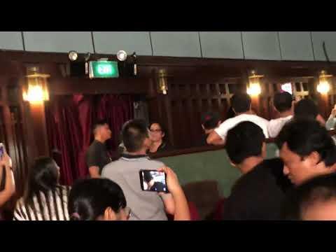 Regine Velasquez grand walk into ABS-CBN! Emotional! Jona At Regine nagyakap!