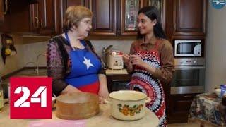 Смотреть видео Битва блогеров: звезда шансона против тюменской пенсионерки - Россия 24 онлайн