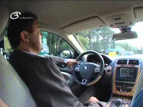Тест драйв Jaguar XK-R