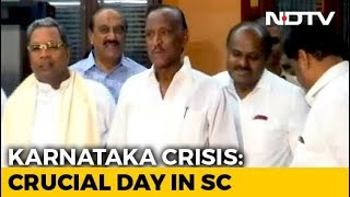 In Karnataka Coalition Chaos, An Important Supreme Court Date Today
