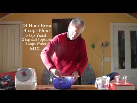24 Hour Bread with Stephen Fay