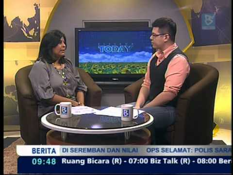 National Cancer Society of Malaysia's interview on Bernama TV 2014