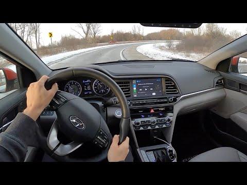 2020 Hyundai Elantra Limited - POV First Impressions