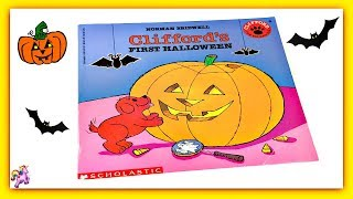cliffords puppy days cliffords first halloween read aloud storybook video thumbnail